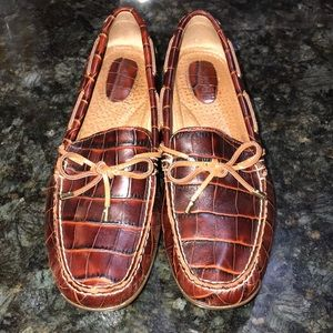 Women's Sherry Top Sider Slip-on Boat Shoes